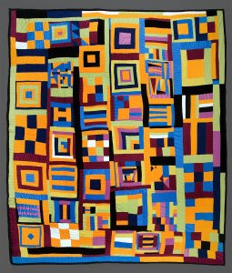 A Gee's Bend Quilt